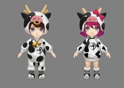 梦想星城动物系列